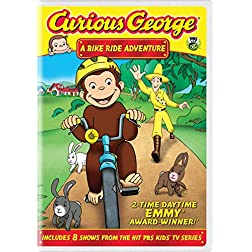 Curious George: A Bike Ride Adventure