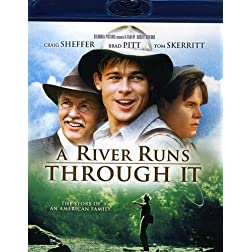 A River Runs Through It [Blu-ray]