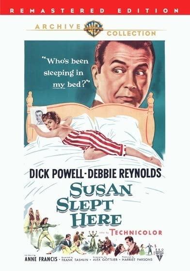 Susan Slept Here [Remaster]