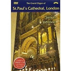 Grand Organ of St Pauls Cathedral