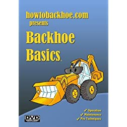 Backhoe Basics