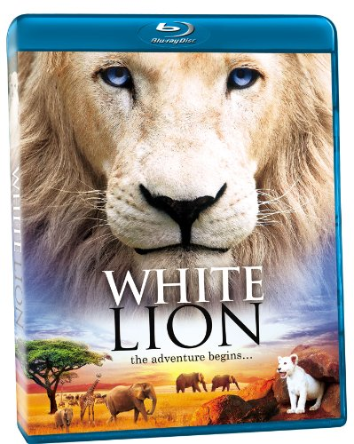 White Lion [Blu-ray]