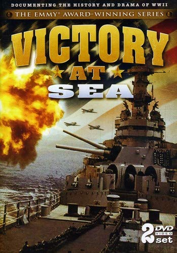 Victory at Sea - The Emmy Award-Winning Series! 2 DVD Set!