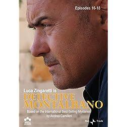 Detective Montalbano: Episodes 16-18