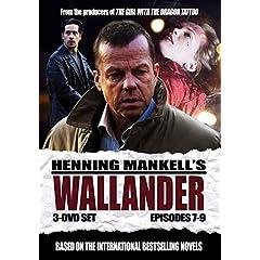 Wallander: Episodes 7-9