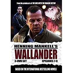 Wallander: Episodes 7-9