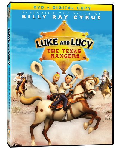 Luke & Lucy & The Texas Rangers (Includes Digital Copy)