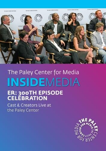ER: 300th Episode Celebration: Cast & Creators Live at Paley