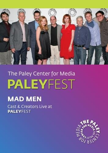 Mad Men: Cast & Creators Live at PaleyMedia