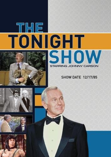 The Tonight Show starring Johnny Carson - Show Date: 12/17/85