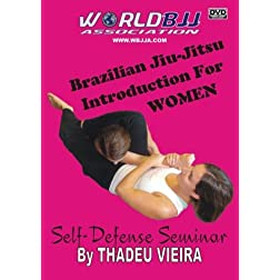 Brazilian Jiu-Jitsu Introduction For Women