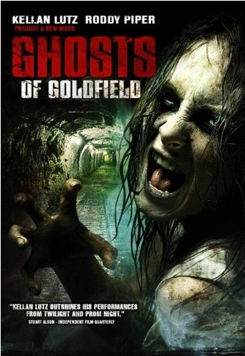 Ghosts of Goldfield [Blu-ray]