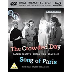 Crowded Day / Song of Paris [Blu-ray]