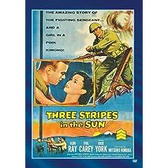Three Stripes in the Sun