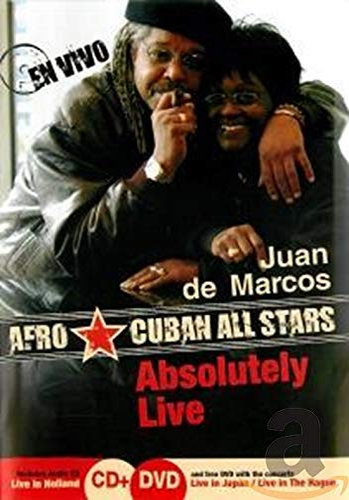 Gonzales, Juan de Marcos - Absolutely Live