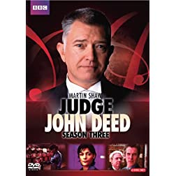 Judge John Deed: Season Three
