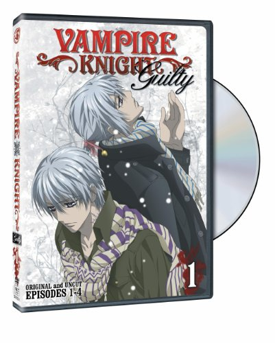 Vampire Knight Guilty 1