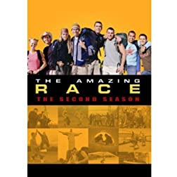 Amazing Race (2002)  Season 2