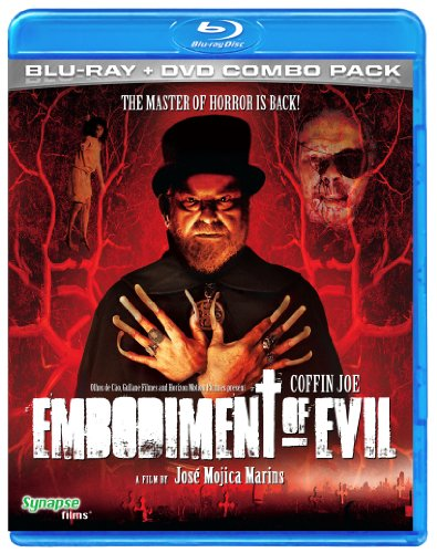 Embodiment Of Evil (DVD & Blu-ray Combo)