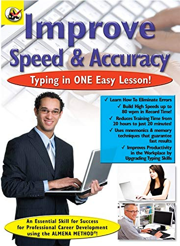 Improve Typing Speed & Accuracy