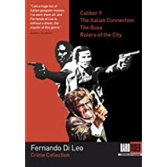 Fernando Di Leo Crime Collection (Caliber 9 / The Italian Connection / The Boss / Rulers of the City)