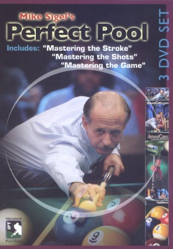 Mike Sigel's 3-DVD Perfect Pool Instructional Series
