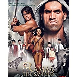 Ramaa - The Saviour (New Hindi Movie / Bollywood Film / Indian Cinema DVD)