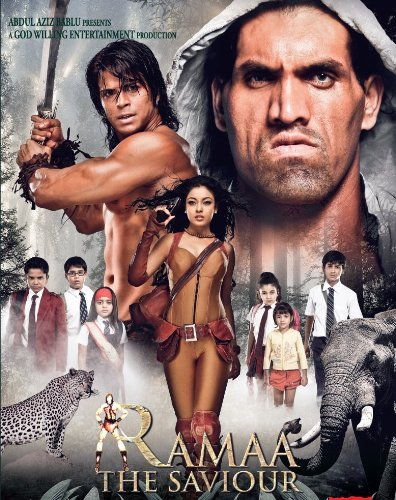 Ramaa - The Saviour (New Hindi Movie / Bollywood Film / Indian Cinema DVD)