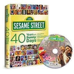 Sesame Street: 40 Years of Sunny Days plus Bonus Disc (Amazon Exclusive)