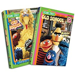 Sesame Street: Old School, Vols 1 and 2 (Amazon Exclusive)