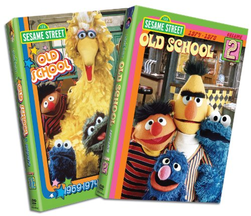 Sesame Street: Old School, Vols 1 and 2 (Amazon Exclusive)