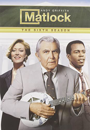 Matlock: Sixth Season