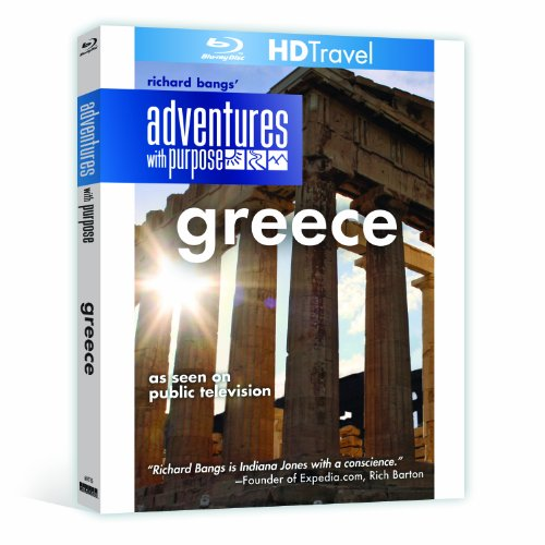 Adventures with Purpose Greece [Blu-ray]