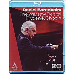 Warsaw Recital Daniel Barenboim [Blu-ray]