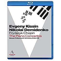 Piano Concertos Warsaw 2010 [Blu-ray]