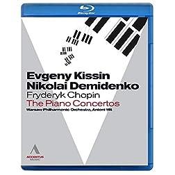 Piano Concertos Warsaw 2010 [Blu-ray]