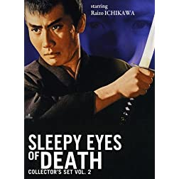 Sleepy Eyes of Death Collectors Set 2