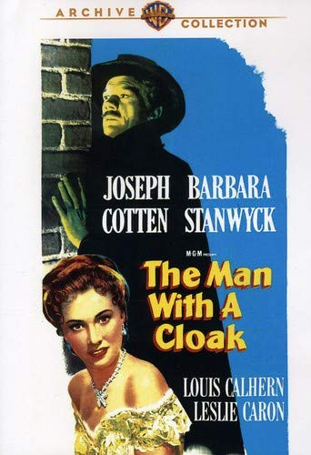 The Man With A Cloak
