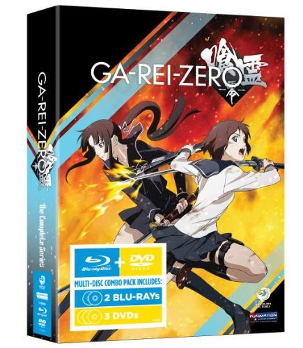 Ga Rei Zero: Complete Series (DVD/Blu-ray Combo)