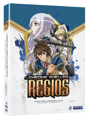 Chrome Shelled Regios: Part Two
