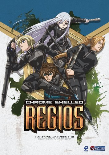 Chrome Shelled Regios: Part One