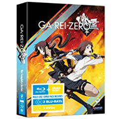 Ga Rei Zero: Complete Series - Blu-Ray/DVD Combo Pack (Limited Edition)