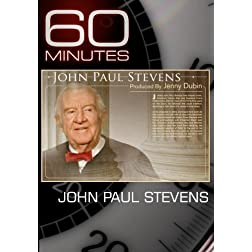 60 Minutes - John Paul Stevens (November 28, 2010)