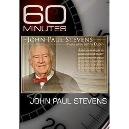 60 Minutes - John Paul Stevens (November 28, 2010)