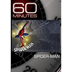 60 Minutes - Spider-Man (November 28, 2010)