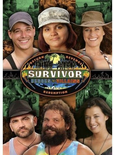 Survivor 20:  Heroes and Villains