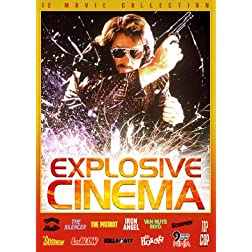 Explosive Cinema - 12 Movie Collection