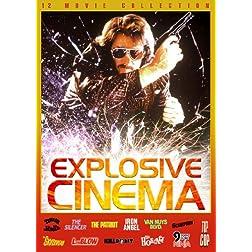 Explosive Cinema - 12 Movie Collection