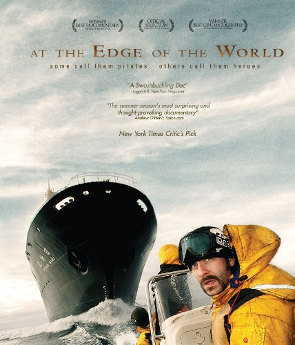 At the Edge of the World [Blu-ray]
