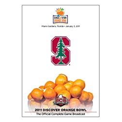 2011 Discover Orange Bowl: Virginia Tech vs. Stanford